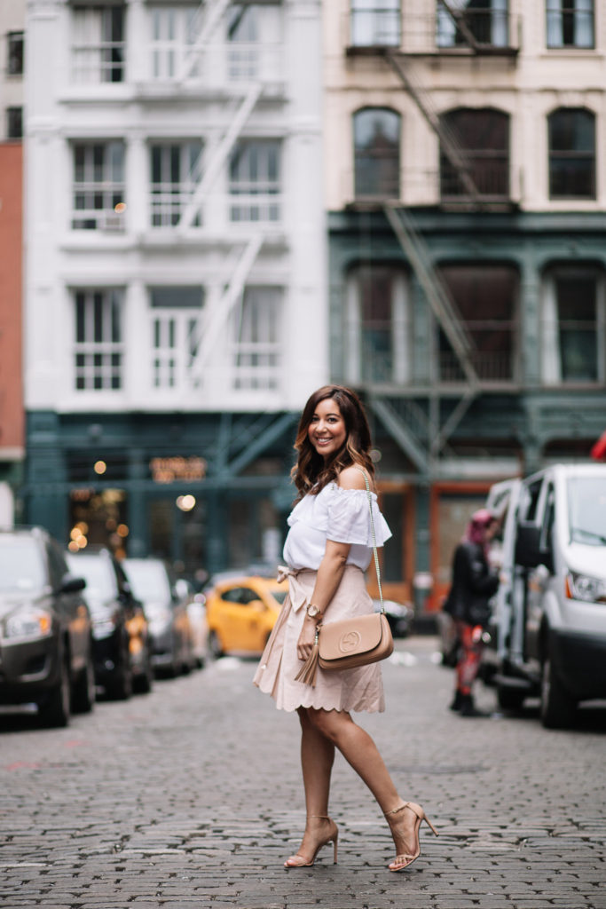 Blush Club Monaco Skirt